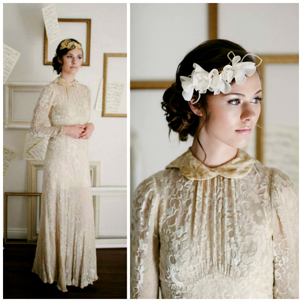 Vintage | Weddings + Handmade