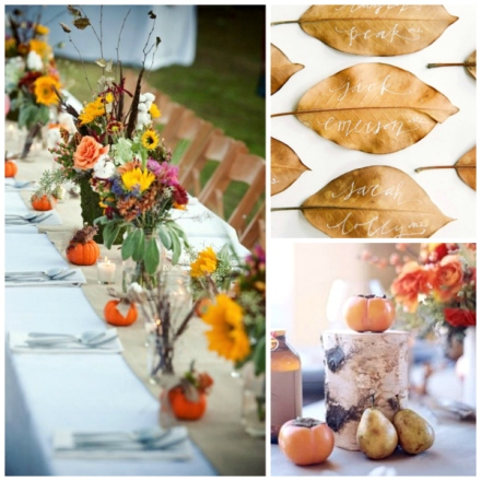 autumn wedding ideas 2
