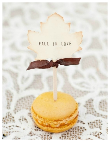 cookie fall favor