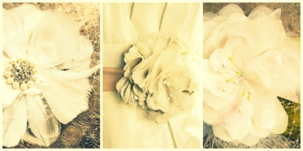 floral bridal accessories 2