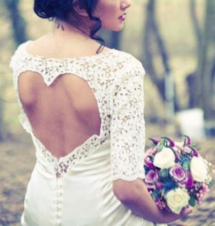 vintage wedding dress 10