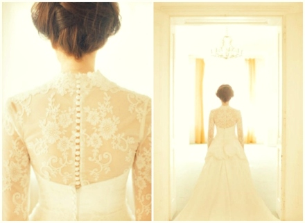 vintage wedding dress 6