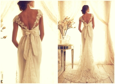 vintage wedding dress 7