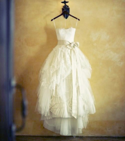 vintage wedding dress 9