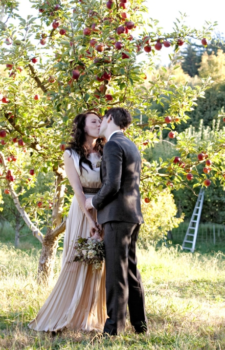 Apple Orchard Wedding 7