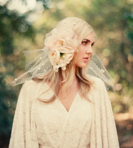 facinator birdcage veil