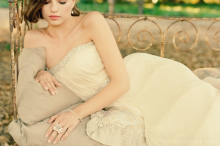 Ruche fall winter bridal lookbook 8