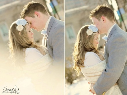 winter wedding shoot 3