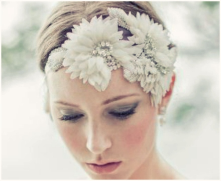 Enchanted Atelier fall winter 2013 head piece